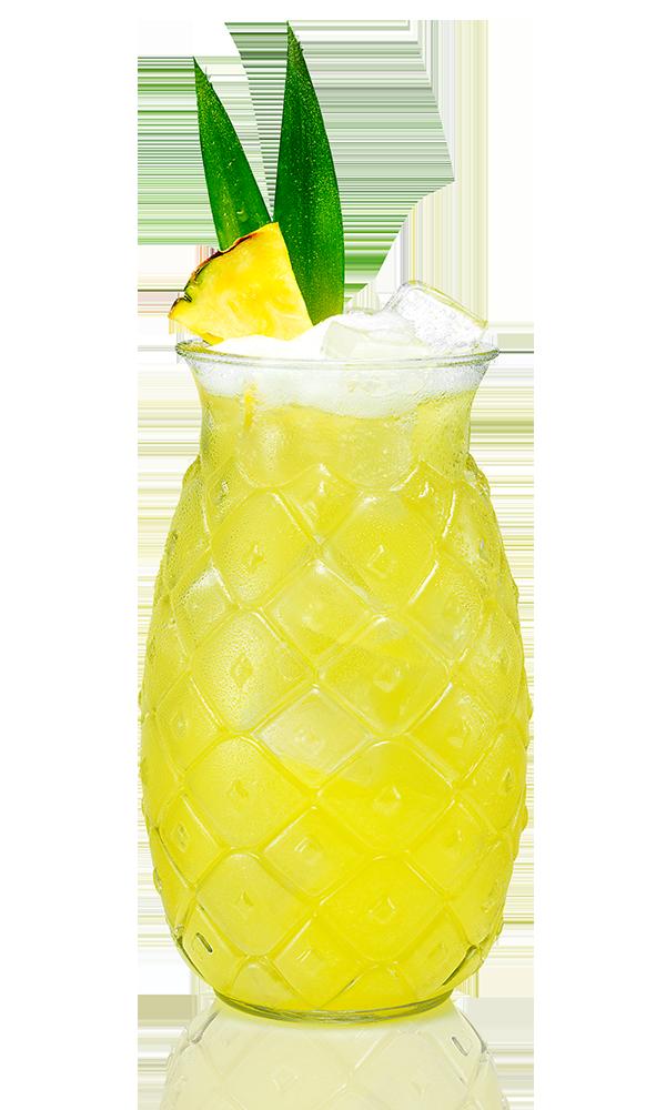 Malibu Mango Pineapple Juice