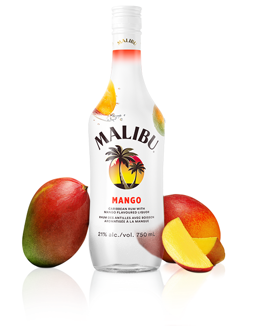 malibu rom drinks