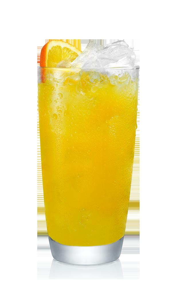 Malibu Pineapple Orange Juice
