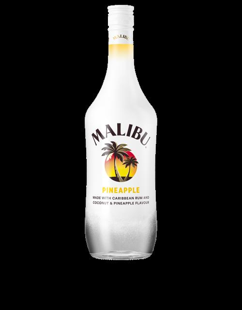 Flavored Rum - Malibu Rum Products