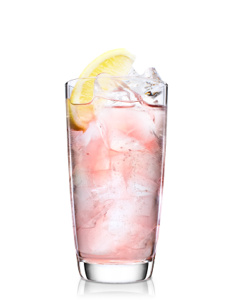 Malibu Cranberry Lemonade