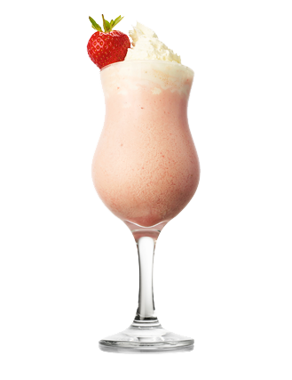 Strawberry Coconut Shake