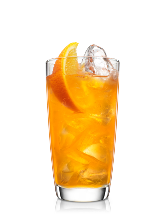 Spiced Rum Drinks With Pineapple Juice