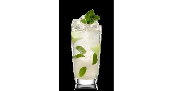 Red Mojito Recipe Malibu Rum Drinks