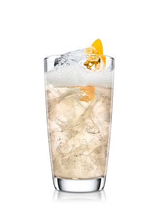 Island Spiced & Tonic
