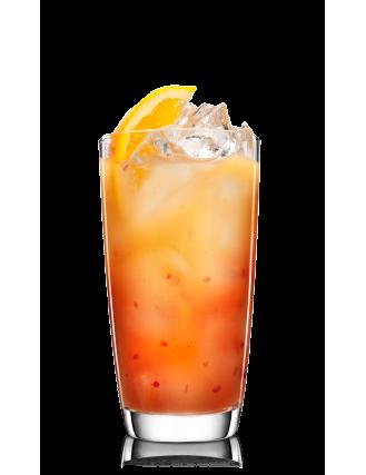 Sun Berries Recipe Malibu Rum Drinks