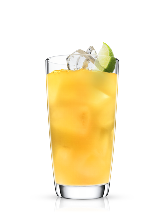 Passion Fruit With Orange & Pineapple Juice