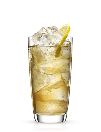 Malibu Island Spiced Ice Tea