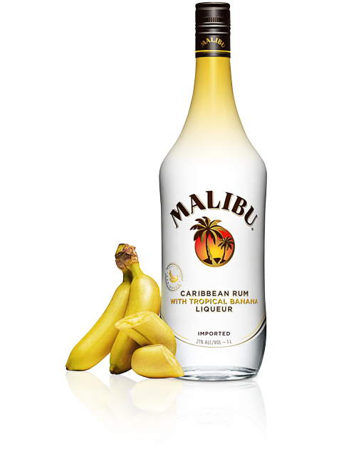 Malibu Tropical Banana