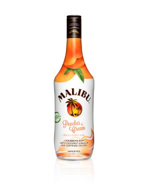 Malibu Peaches and Cream