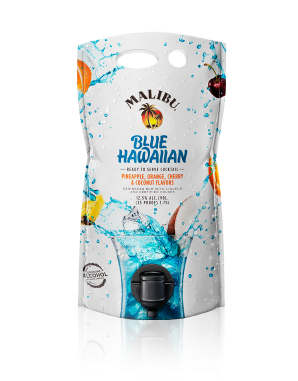 Malibu Blue Hawaiian