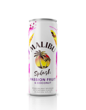 Malibu Splash Passion Fruit