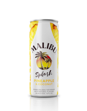 Malibu Splash Pineapple