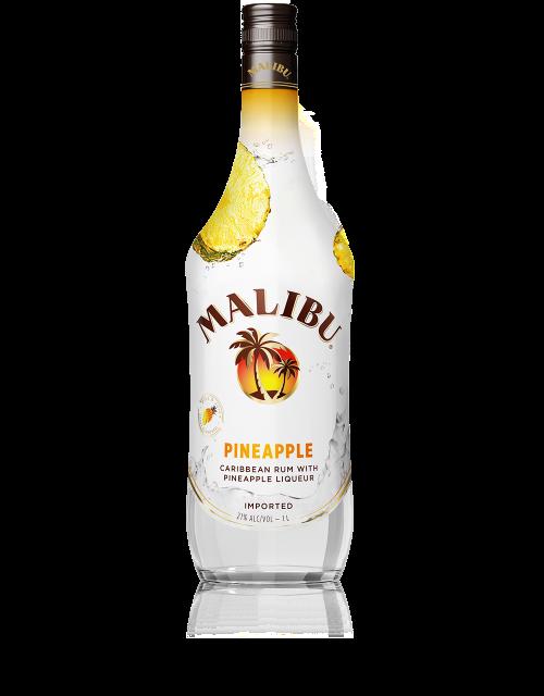 Pineapple Rum Malibu Pineapple Malibu Rum Drinks
