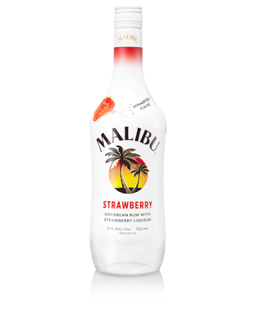 Nutritional information - Malibu Rum Drinks